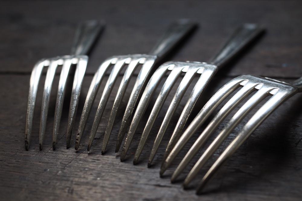 Vintage serving fork<p>ヴィンテージ サービングフォーク</p>