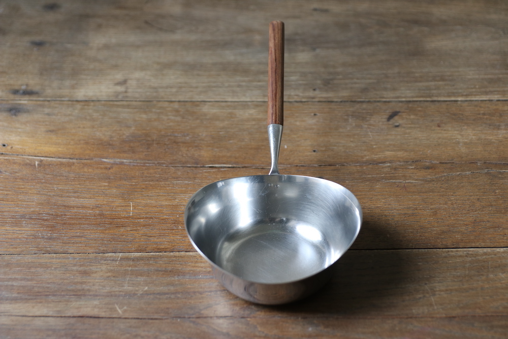 STAINLESS STEEL saucepan<p>ステンレス ソースパン</p>