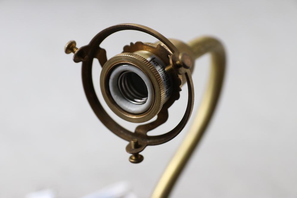 Wall lamp (B)<p>真鍮製ブラケット</p>