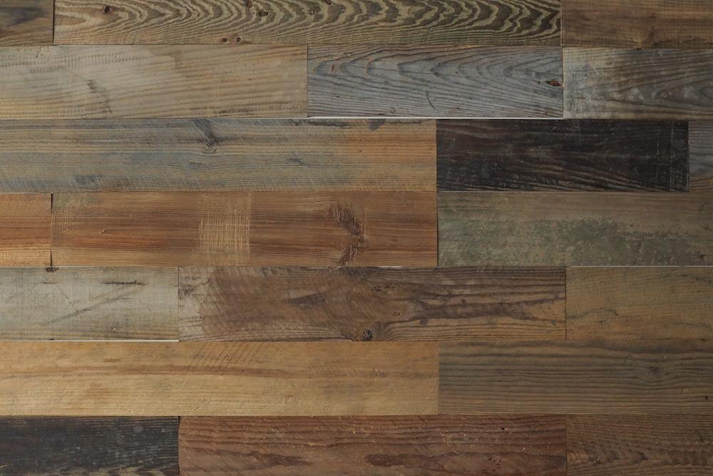 Old wood wall panel<p>古材のウォールパネル</p>