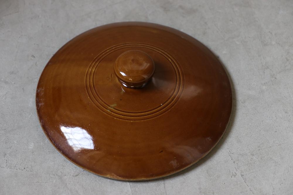Big pottery bottle B<p>ビッグポタリーボトル B(蓋付き)</p>