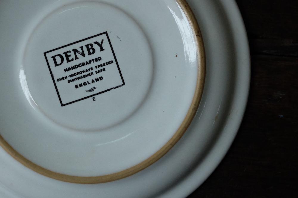 Denby cup&saucer (Viceroy)<p>デンビー カップ&ソーサー (バイスロイ)</p>