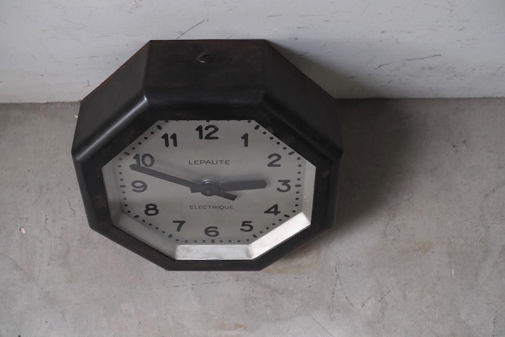 LEPAUTE wall clock<p>ルポート ウォールクロック</p>