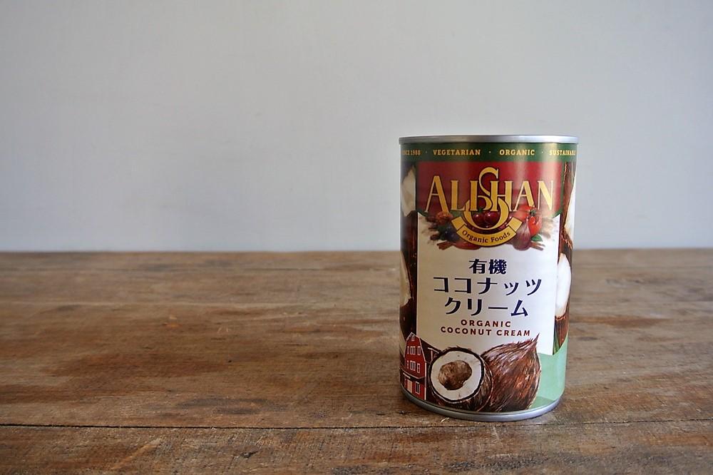Organic coconut cream<p>オーガニックココナッツクリーム</p>