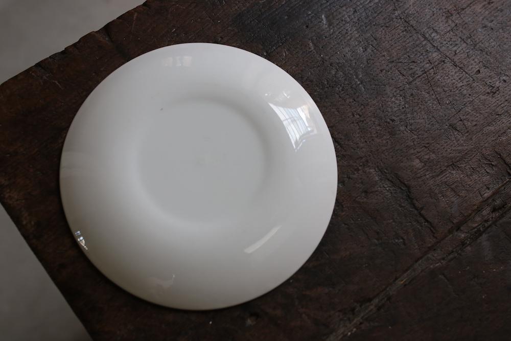 Vintage line plate<p>ヴィンテージ ラインプレート</p>