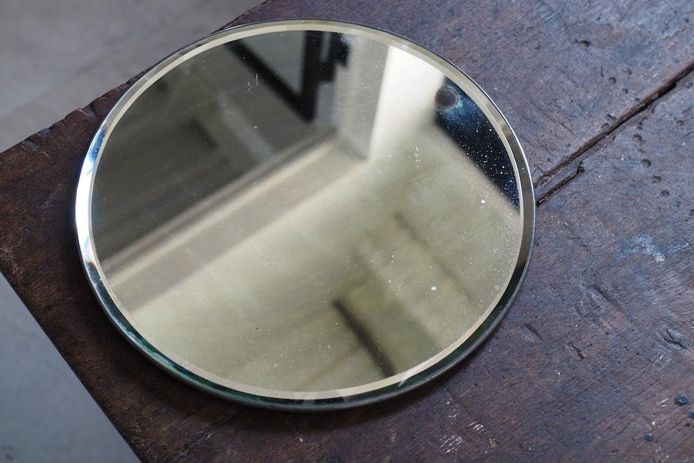 Vintage circle mirror(small)<p>ヴィンテージ サークルミラー(スモール)</p>