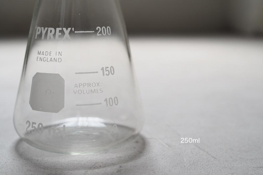Vintage erlenmeyer flask<p>ヴィンテージ 三角フラスコ</p>