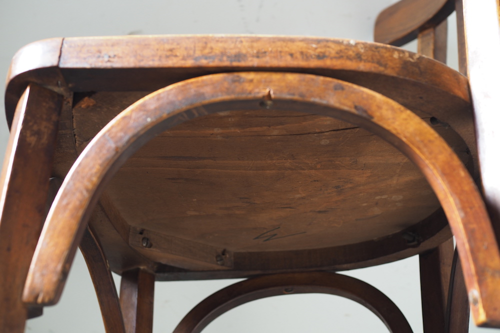 Vintage cafe chair D<p>ヴィンテージ カフェチェア D</p>