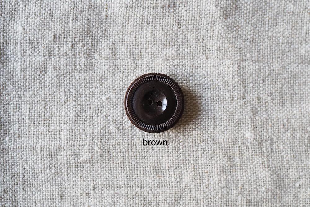 Vintage bakelite button<p>ヴィンテージベークライトボタン</p>