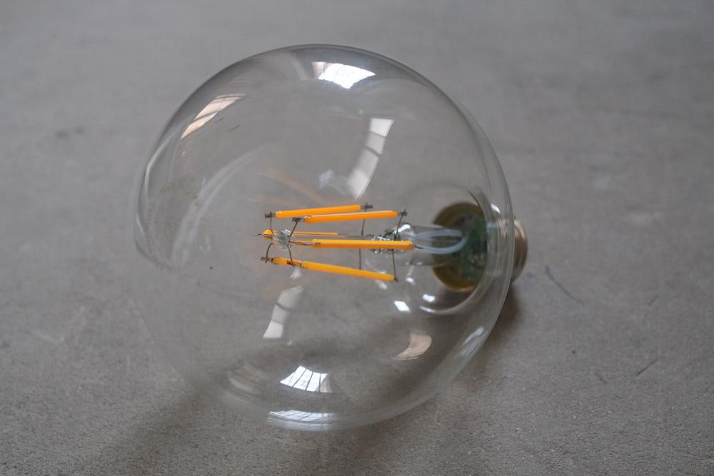 Light bulb<p>LEDボール型電球 E26</p>