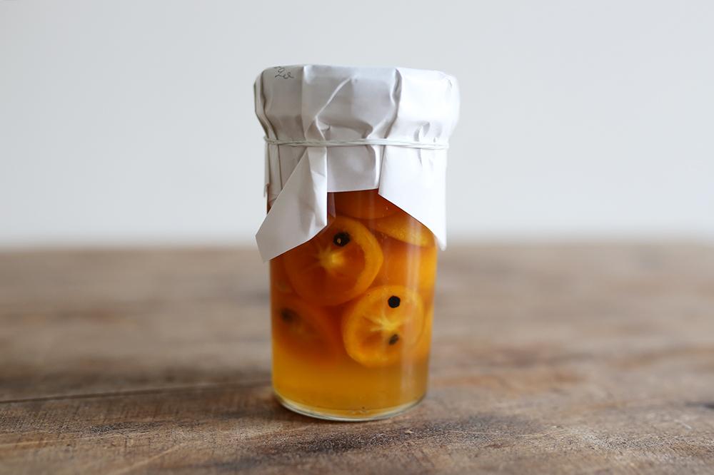 Kumquat syrup<p>金柑シロップ</p>