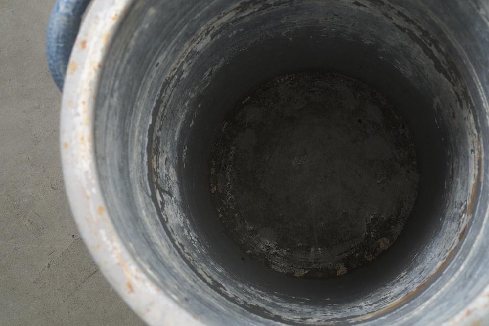 Pottery pot (handle) I<p>ポタリーポット (ハンドル付き) I</p>