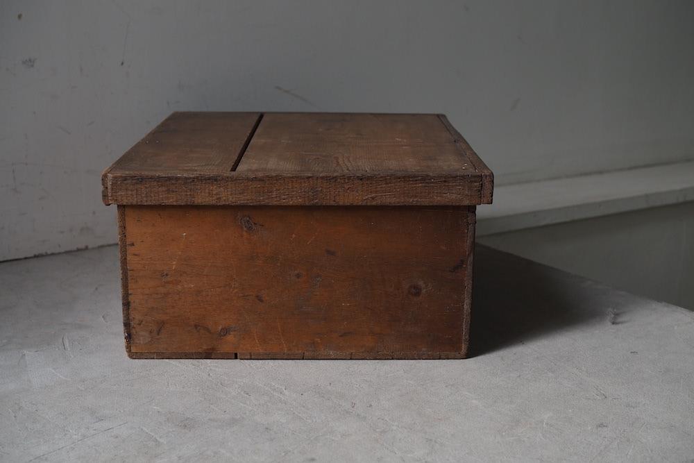Vintage Wood box B<p>ヴィンテージ 木製ボックスB</p>