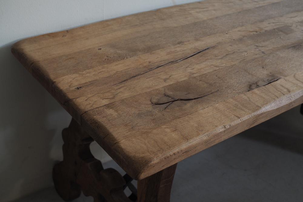 Oak low table<p>オーク ローテーブル</p>