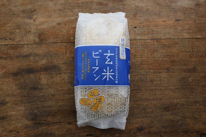 Rice noodle<p>玄米ビーフン</p>