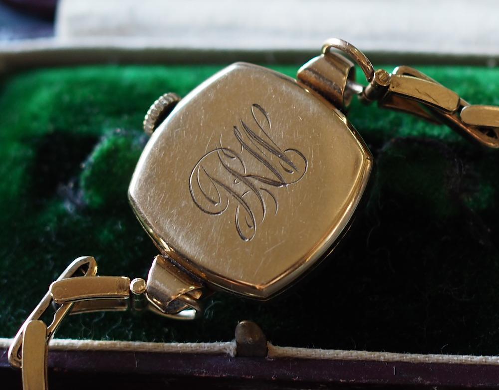 ROLEX Ladies Cushion case<p>ロレックス レディース クッションケース</p>