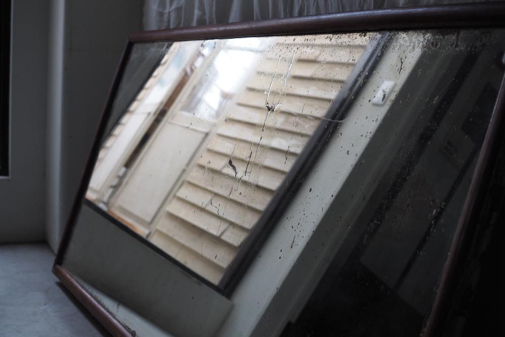 Vintage fulllength mirror B<p>ヴィンテージ 姿見 B</p>