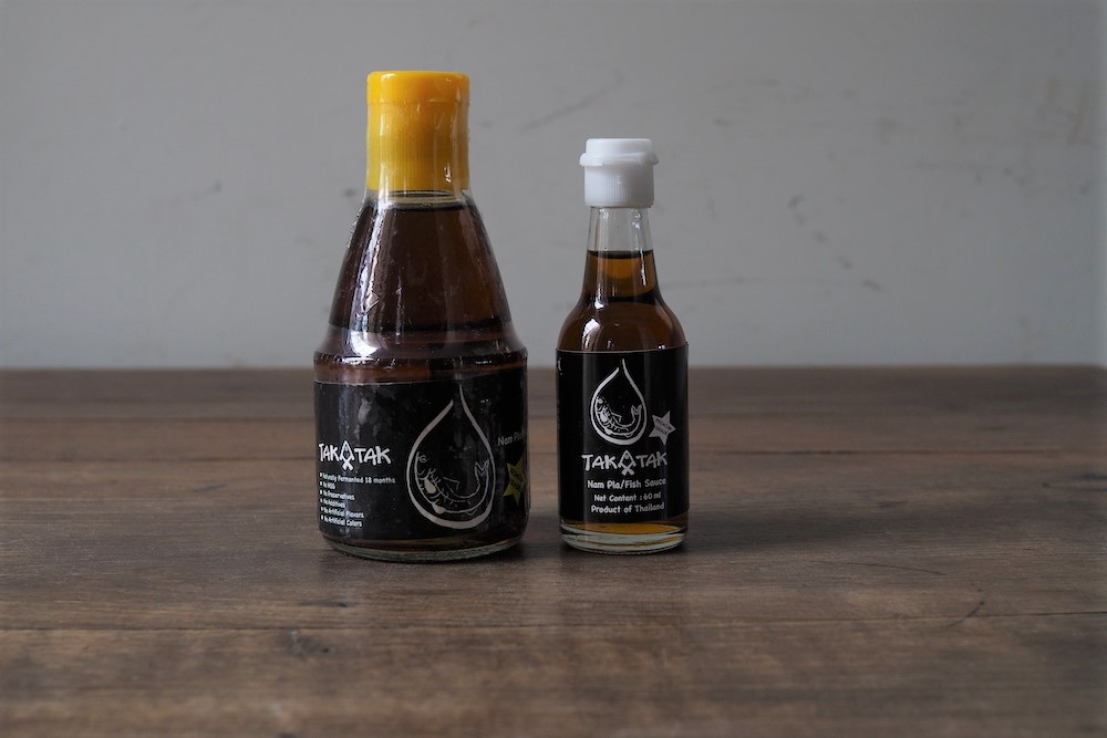 TAKATAK premium fish sauce<p>TAKATAK プレミアムナンプラー</p>