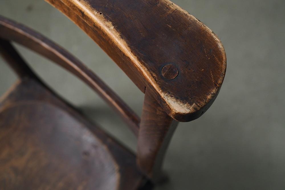 Vintage church chair A<p>ヴィンテージチャーチチェア A</p>