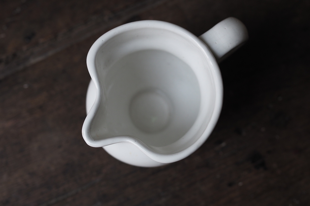 Milk pitcher B<p>ミルクピッチャー B</p>