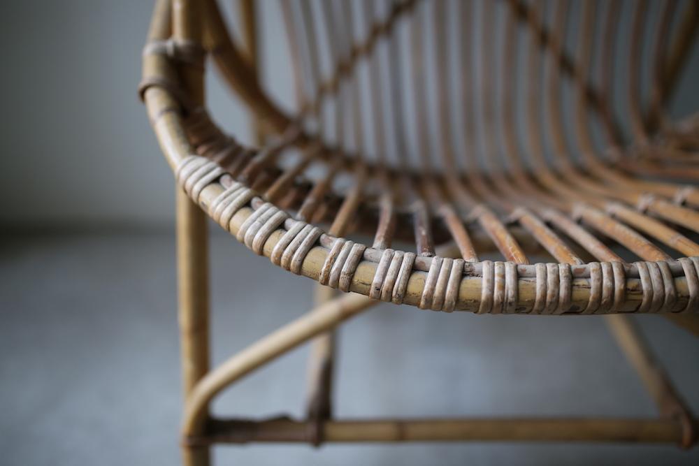 Rattan chair (i)<p>ラタンチェア (i)</p>