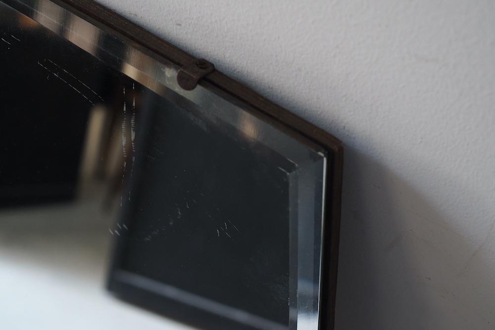 Vintage cutting mirror E<p>ヴィンテージ カッティングミラー E</p>
