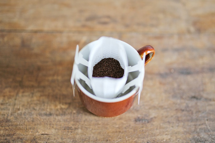 DENQUINA TO-GO Original Blend Coffee Drip Bag<p>デンキーナオリジナルブレンドコーヒードリップバッグ5個セット</p>