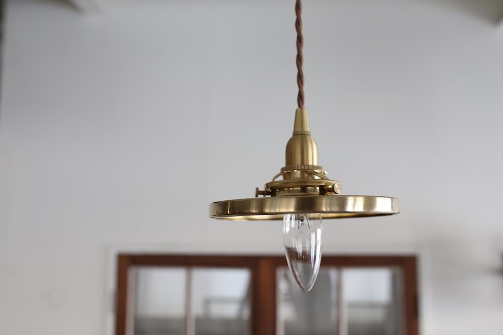 Brass lamp shade<p>真鍮ランプシェード</p>