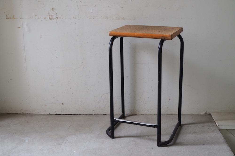 Iron leg stool H<p>アイアンレッグスツール H</p>