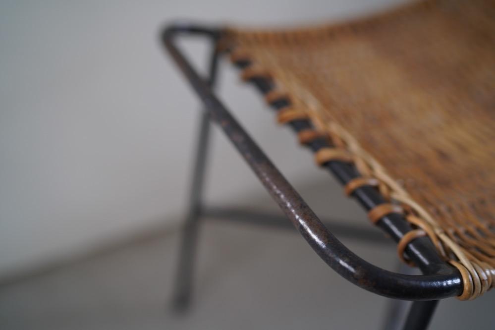 Rattan stool<p>籐のスツール</p>