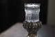 【HOLD】Mercury glass candle stand C/D<p>マーキュリーガラスキャンドルスタンド C/D</p>