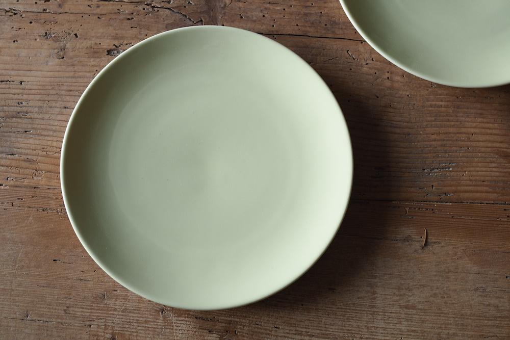 Branksome China England  plate<p>ブランクサムチャイナ プレート</p>