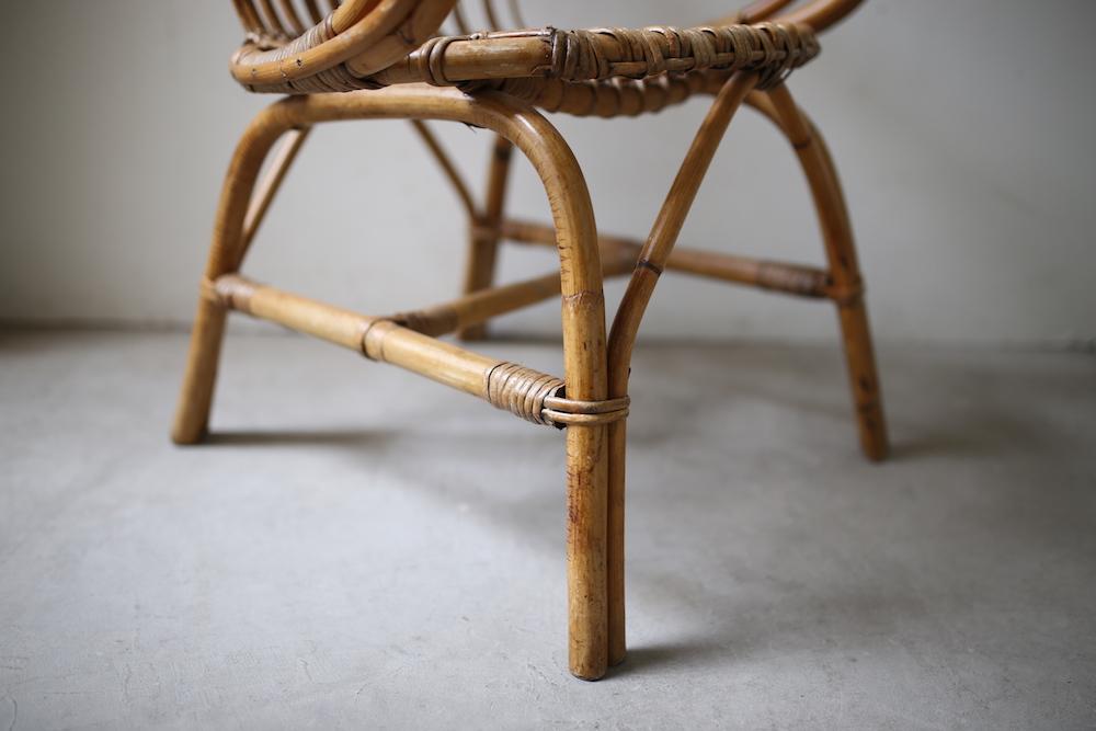 Rattan chair (e)<p>ラタンチェア (e)</p>