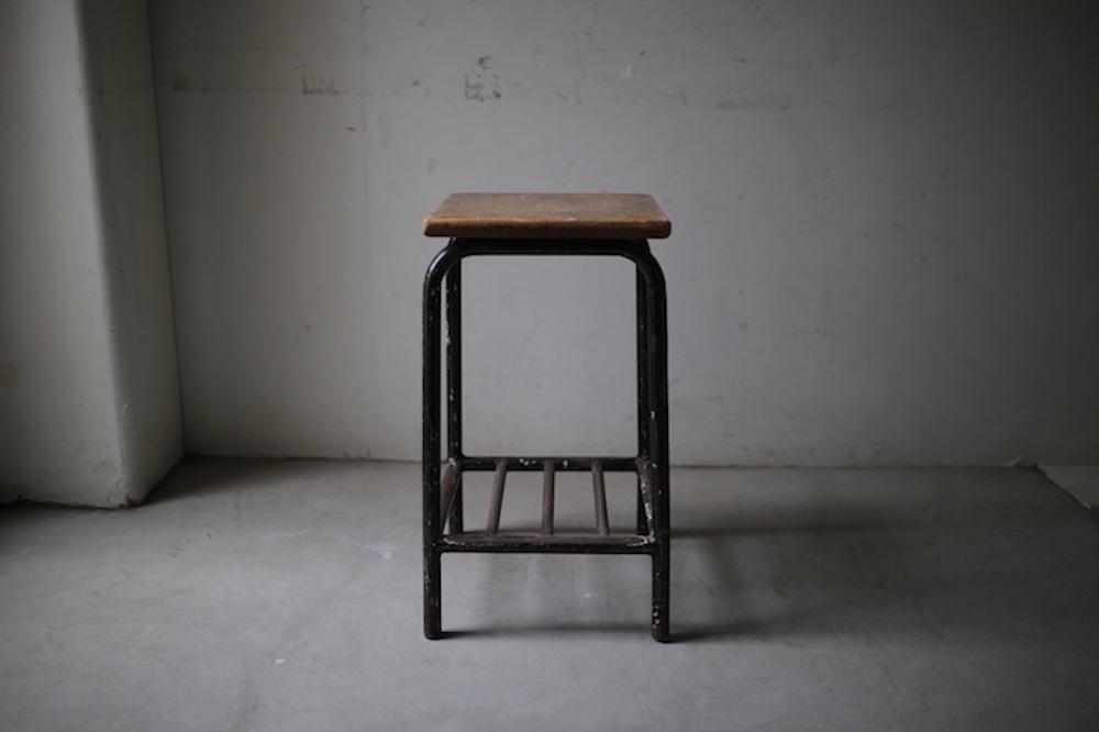 Iron leg stool C<p>アイアンレッグスツール C</p>