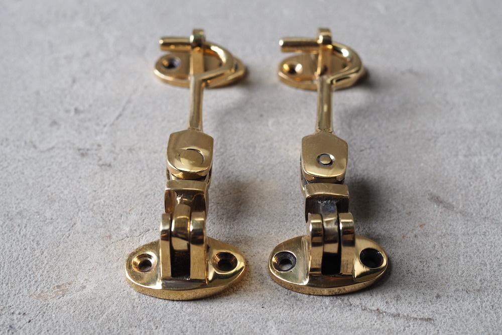 Cabinet hook<p>真鍮キャビネットフック</p>