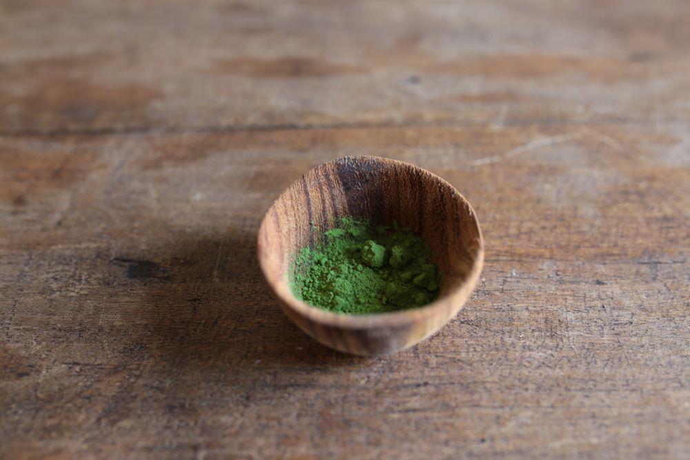 Green tea suigyoku<p>許斐本家 八女抹茶 翠玉</p>