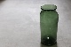 Antique glass flower vase(olive green)A<p>アンティークガラス フラワーベース(olive green)A</p>