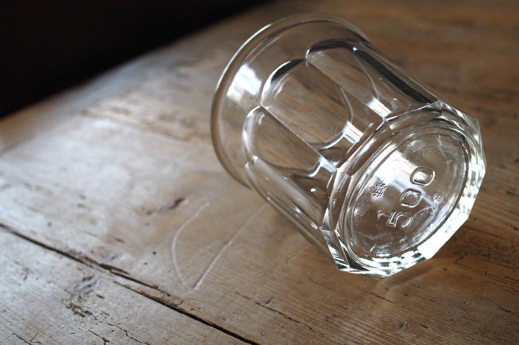 Glass jam pot<p>ガラス ジャムポット</p>