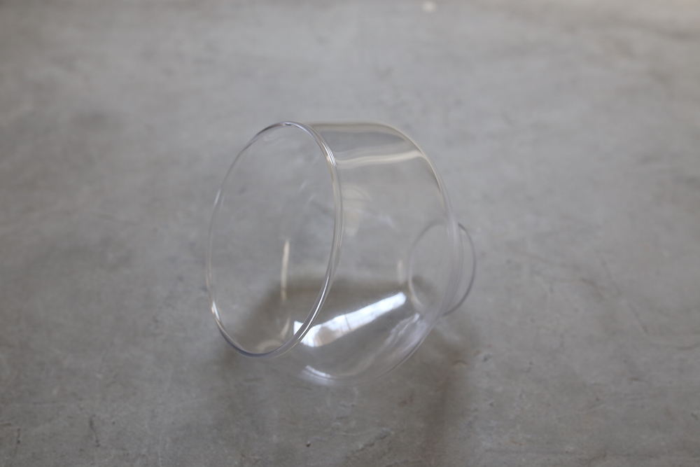 Glass lamp shade (DROP)<p>ガラスランプシェード (ドロップ)</p>