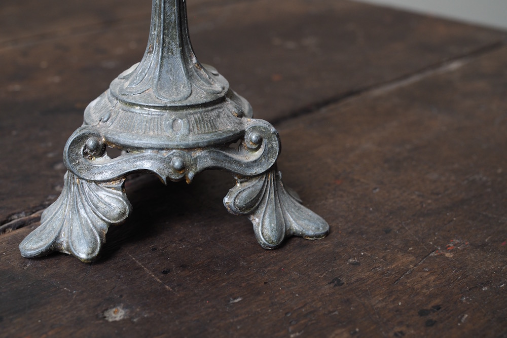 Vintage candle stand A <p>ヴィンテージキャンドルスタンド A </p>