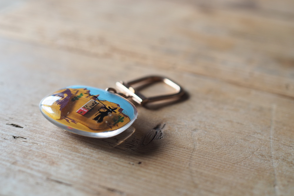 Bourbon KEY RING 34 Le CAFE MEXIC <p>ブルボンキーリング 34 メキシック</p>