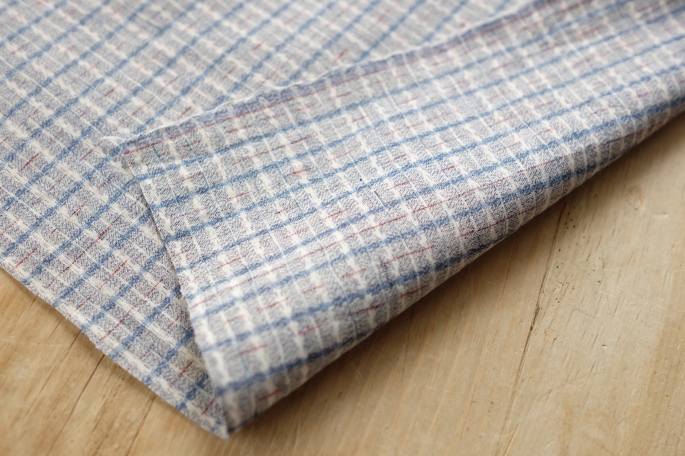 Vintage fabric (check/A)<p>ヴィンテージ生地 (チェック/A)</p>