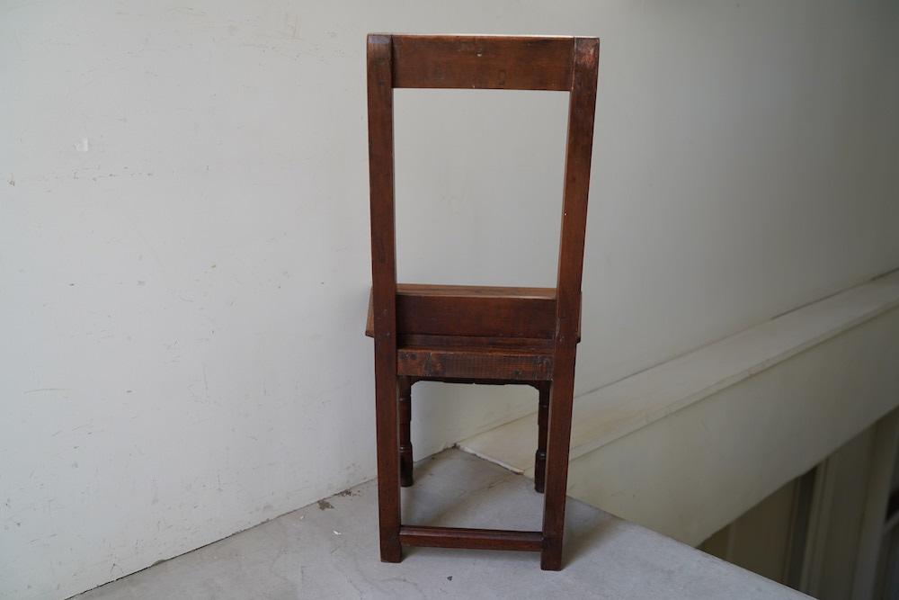 Vintage church chair D<p>ヴィンテージチャーチチェア D</p>