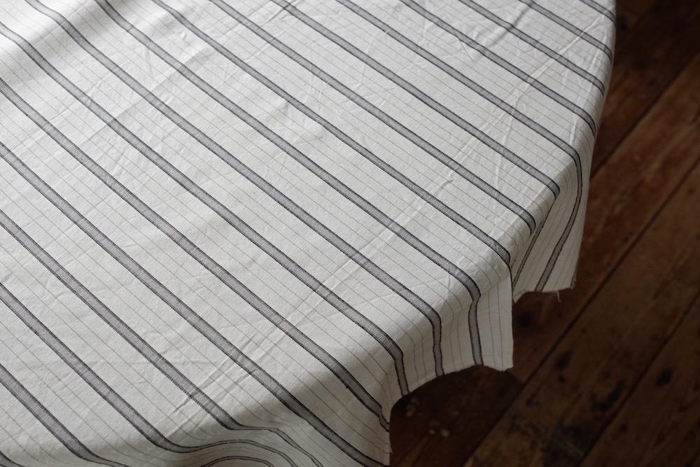 Vintage Roll fabric (Stripe/D)<p>ヴィンテージ ロール生地 (ストライプ/D)</p>