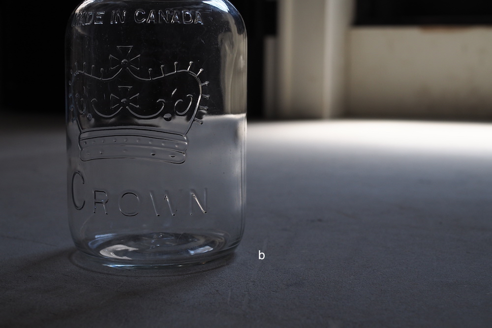 Vintage crown jar<p>ヴィンテージ クラウンジャー</p>
