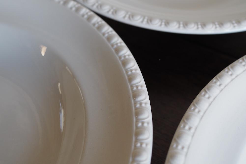 VILLEROY&BOCH soup plate<p>ビレロイ&ボッホ スーププレート</p>