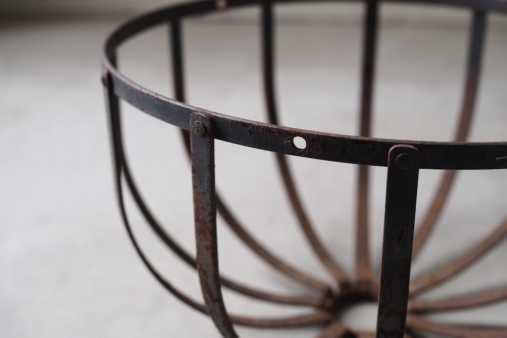 Hanging garden basket D<p>ハンギング ガーデンバスケット D</p>