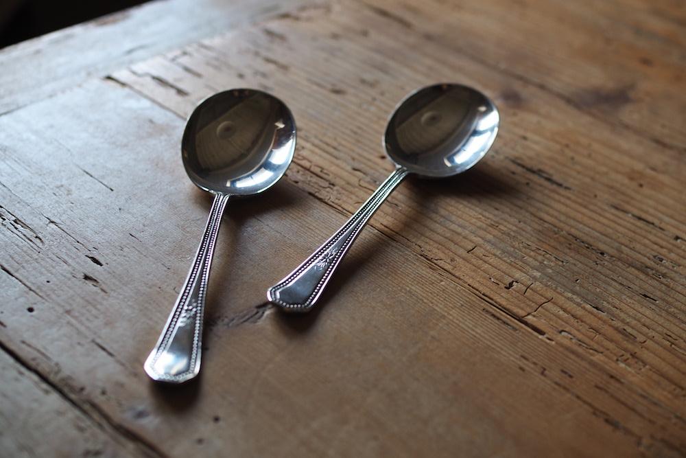 Dessert spoon A<p>デザートスプーン A</p>