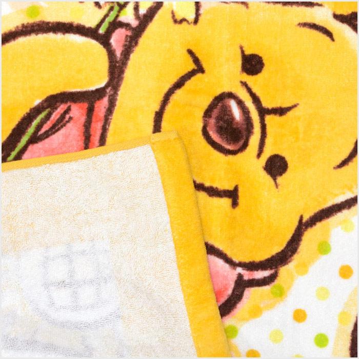ディズニー(Disney) くまのプーさん お昼寝ケット 夏の思い出 サイズ/(約)85×115cm
