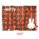 ミッフィー(miffy) もこもこひざ掛け サイズ/(約)70×100cm